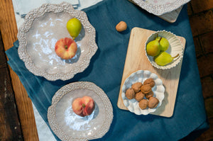 Four Piece Table Setting