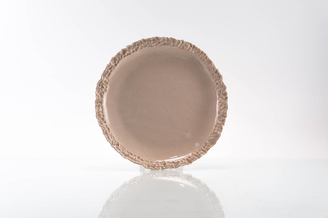 Rimmed Plate | Dinner Plate | Large Plate
