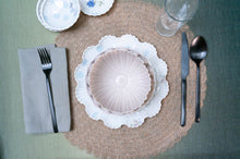 Load image into Gallery viewer, Dot and Flower Plate 3-Piece Place Setting | Table Setting