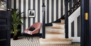 Cole and Son - Marquee Stripes Tapet