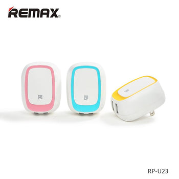 USB Charger Dual 2.4A RP-U23 - Remax online