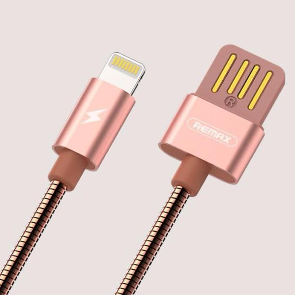 Tinned copper Lightning Cable RC-080i -- Charging & Data Cable ...