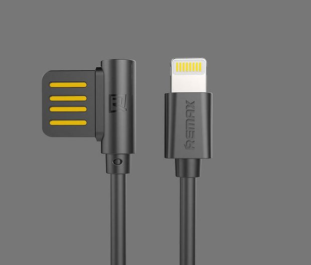 Rayen Series Lightning  Data Cable RC-075i -- Charging & Data Cable - Remax online