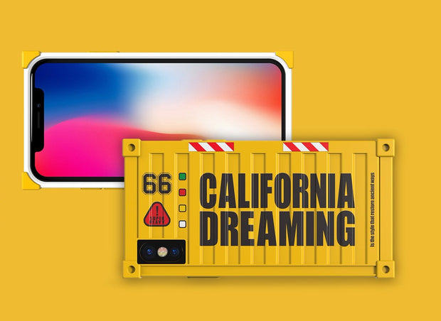 California Dreaming Case for iPhone X - Remax online