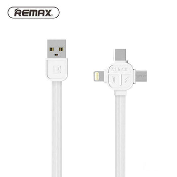 Lesu 3 in 1 ( Apple/Micro/Type C ) Cable RC-066th - Remax online