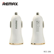 Dolfin 2.4A 2USB Car Charger RCC206 - Remax online