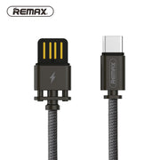 Cotton Weave Cable for Type-C RC-064a -- Charging & Data Cable - Remax online