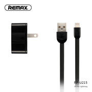 2.4A Dual USB Charger & Data Cable for Lightening RP-U215