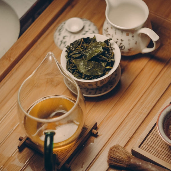 What is Oolong Tea?