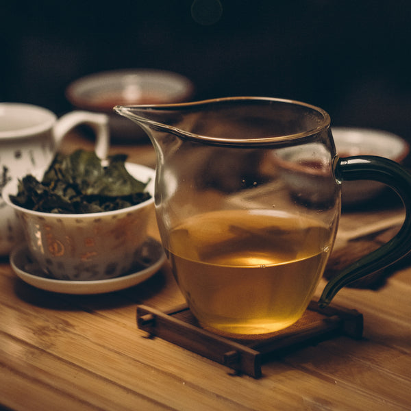How to brew Oolong Tea?