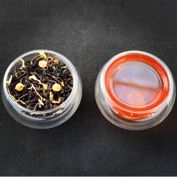 Smooth Butterscotch Loose Leaf Black Infusion Tea