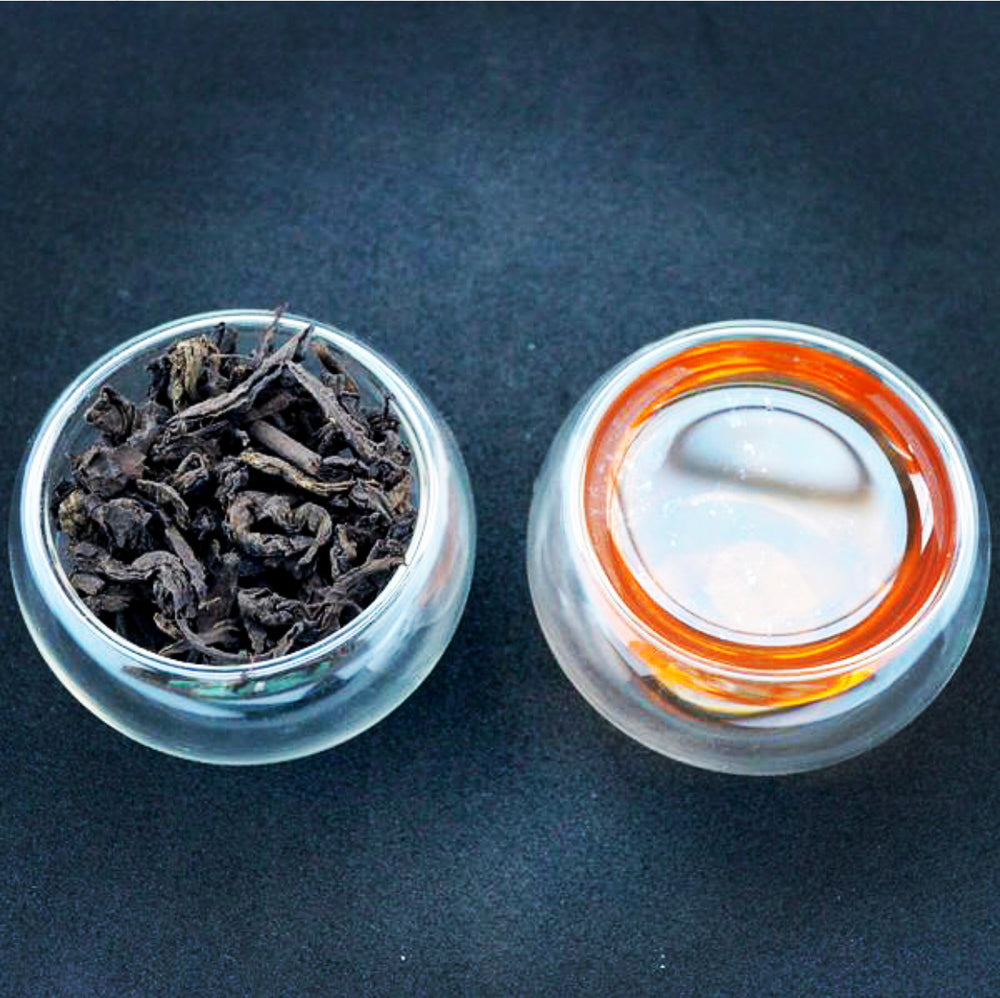 Emperor Puerh Black Loose Leaf Tea
