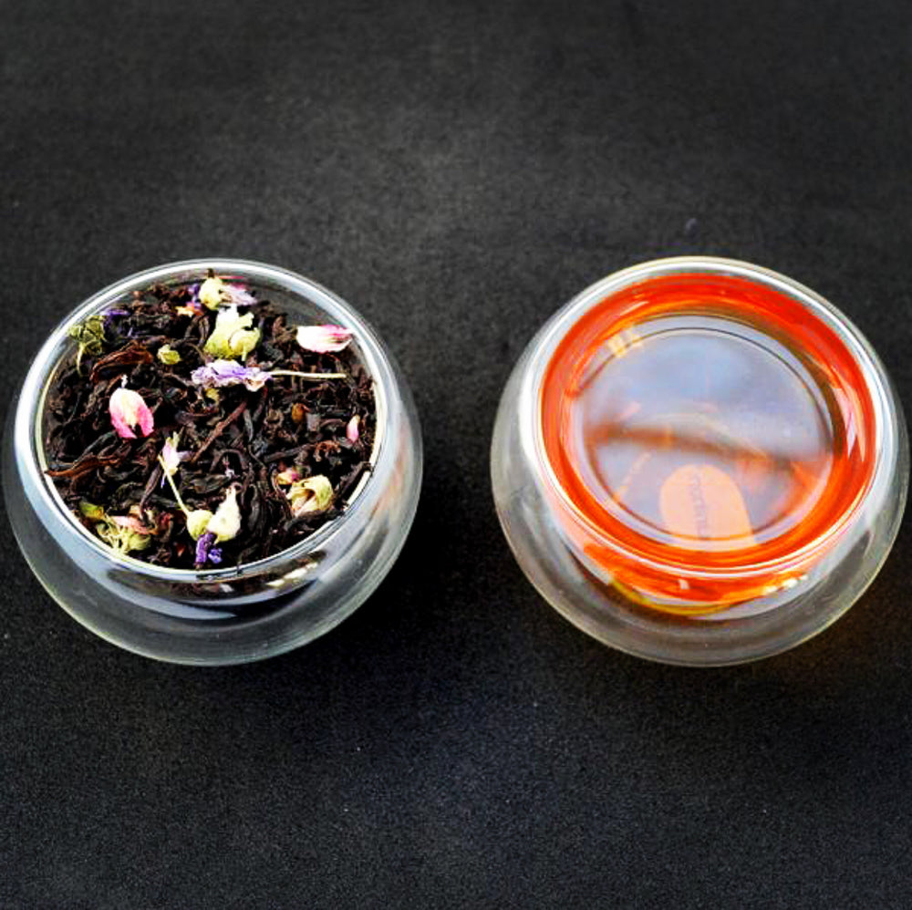 Rich Dark Chocolate Loose Leaf Black Infusion Tea