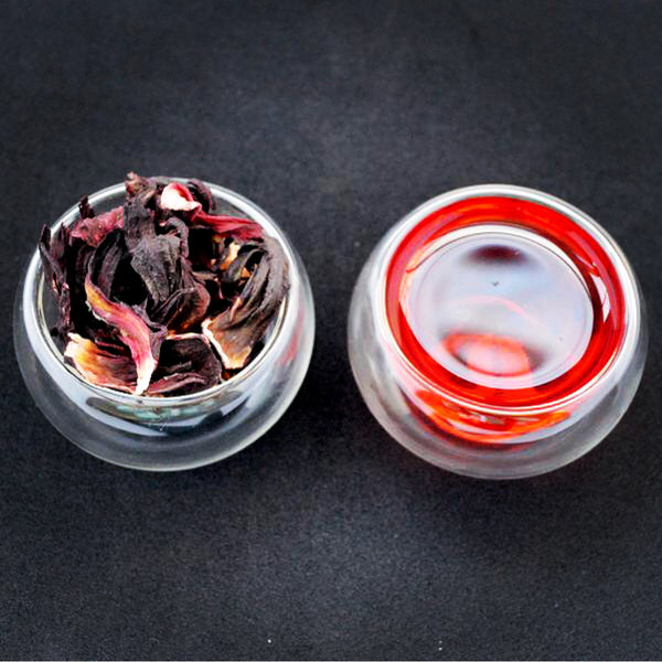 Hibiscus Loose Leaf Herbal Floral Tea