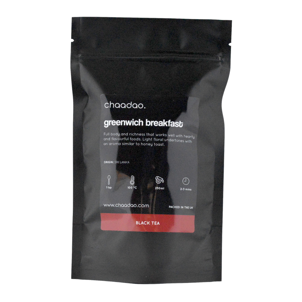 Greenwich Breakfast Loose Leaf Tea