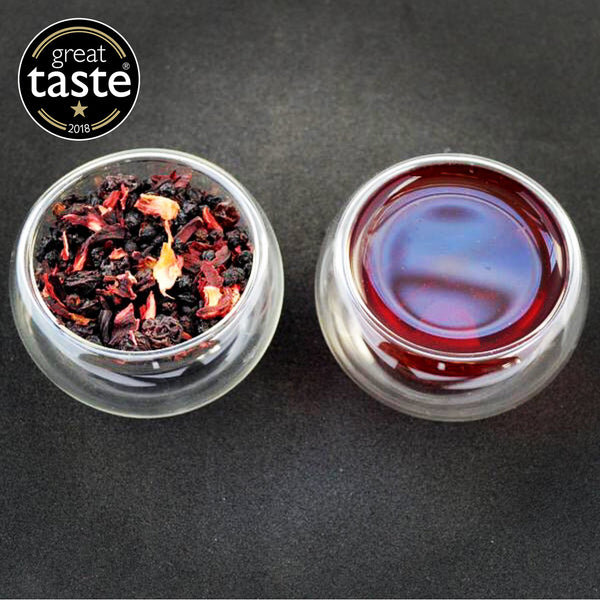 Berry Explosion Fruit Loose Leaf Tea