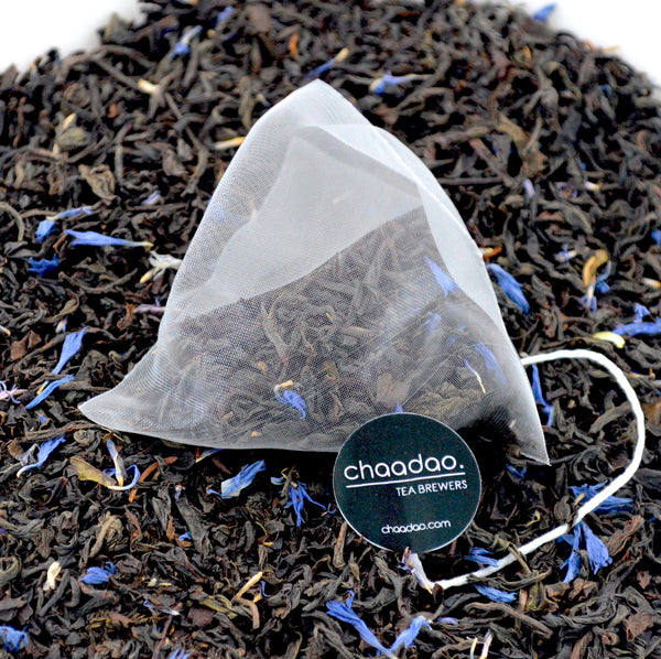 Creamy Earl Grey Tea Pyramid Bags