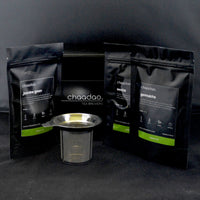 Green Tea Loose Leaf Tea Gift Set