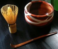Matcha Whisk Tea Ceremony
