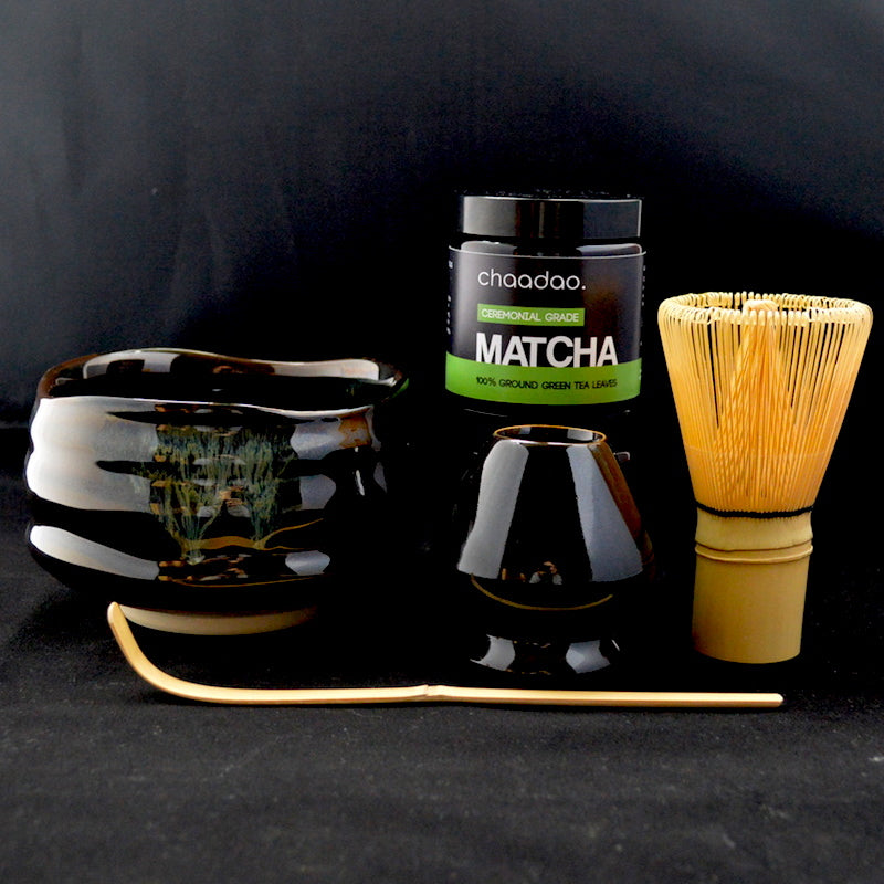 Matcha Ceremonial Starter Kit - Japanese Matcha Ceremony