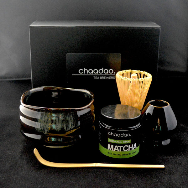 Matcha Ceremony Complete Gift Set