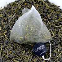 Japan Sencha Green Tea Pyramid bags