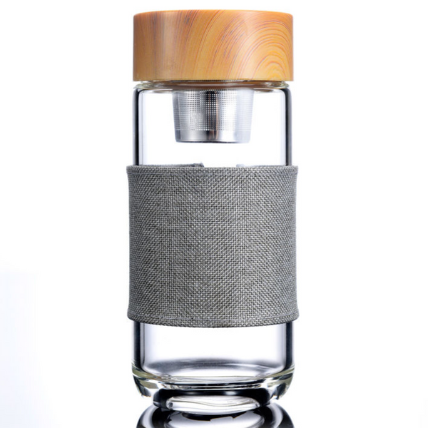 Loose Leaf Tea Infuser Travel Bottle