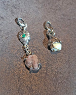 Pebble and Tooth Charms