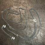 Boomerang Chain Necklace