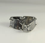 Hammered Rectangle Bracelet