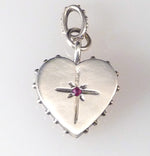 CANDY HEART CHARM