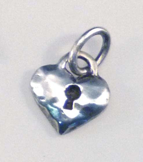 LOCKED HEART CHARMS