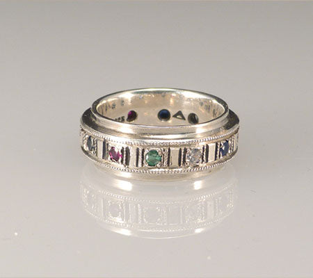 King's-Ring-Sterling-Silver-Commitment-Bands