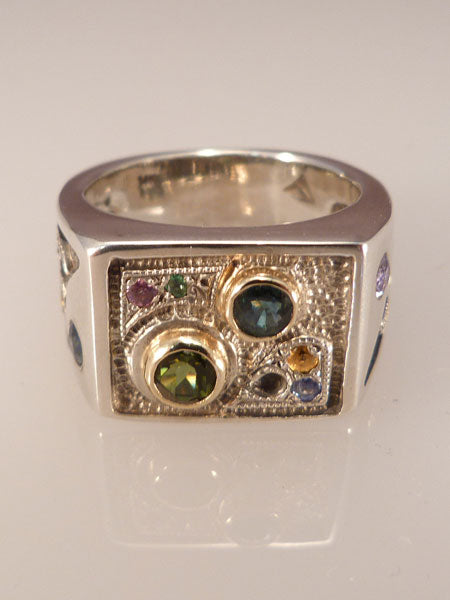 Tourmaline-Bling-Ring-Statement-Rings-Barbara-Klar