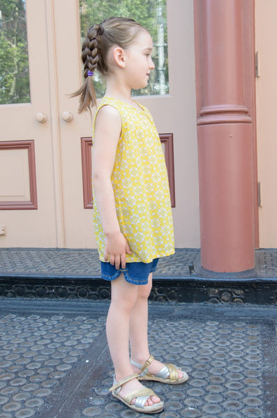 The Zoe Girls' Sleeveless Top