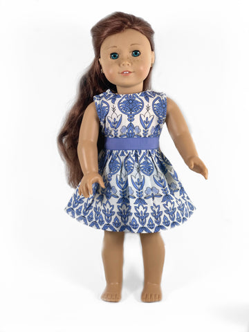 "Sofia Twirly for 18"" Dolls"