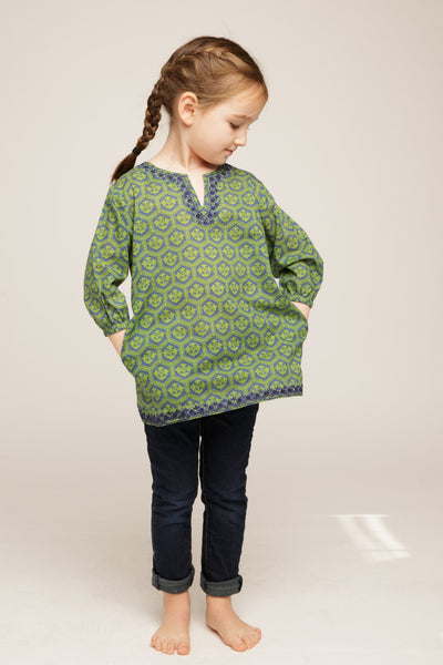 The Nora Girls' Tunic