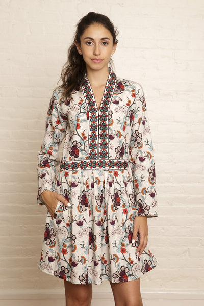 Liliana Dress in Floral Print