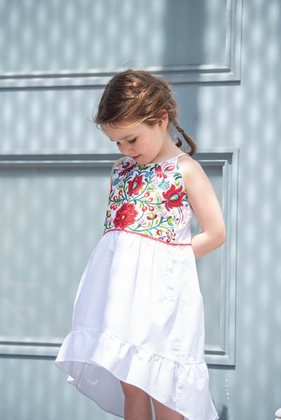 Mini Alessia Dress