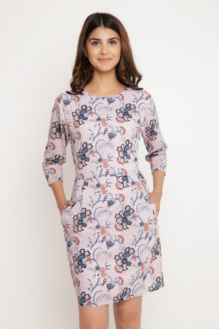Katherine Dress in Floral Print