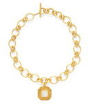 Luxor Statement Necklace Gold