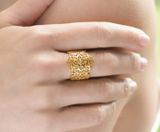 Sofia Ring Gold Size 6/7