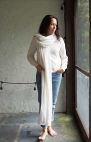The Cashmere Travel Wrap