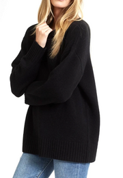 The Caren Cashmere Sweatshirt