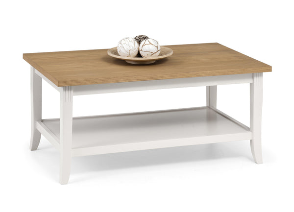 Davenport Coffee Table in living room setting