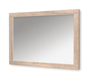 hamilton sonoma oak wall mirror at gofurn in kent