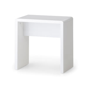 manhattan white gloss complete bedroom range dressing table stool at gofurn