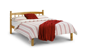 pickwick pine double bed by julian bowen at gofurn stores in kent