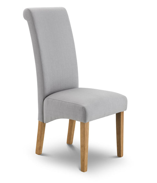 rio dining chair by julian bowen to match astoria oak table