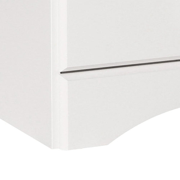 Horten White 2+4 Drawer Chest of Drawers-Horten White 2+4 Drawer Chest of Drawers-GoFurn-GoFurn Furniture Store Kent